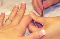 Solar nagels